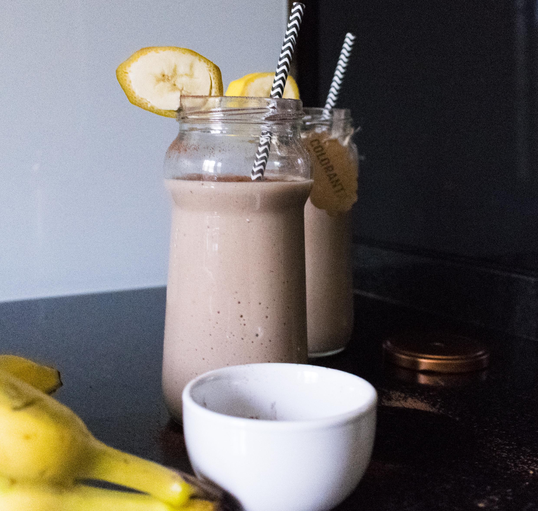 Batido-platano-cacao-9