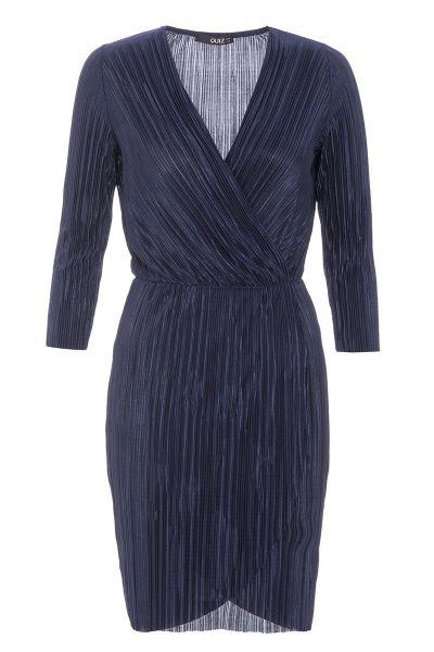 vestido-azul-marino-cruzado-y-plisado-00100014513