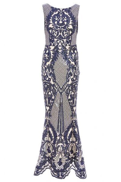 vestido-azul-marino-y-nude-con-lentejuelas-cuello-subido-y-bajo-cola-de-pez-00100013632